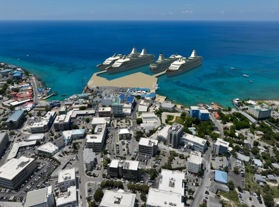 cayman berthing facility - Baird